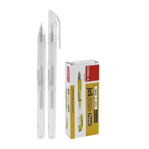 Pero gélové DONG-A JellZone 0,7mm/past.biele