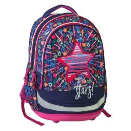 Školský batoh Seven Sazio, Stars