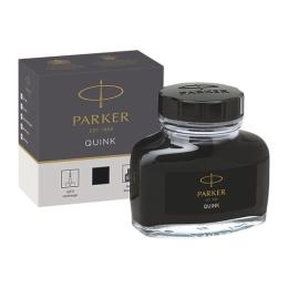 Fľaštičkový atrament Parker - čierny