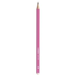 Ceruzka grafitová HB STABILO - ružová