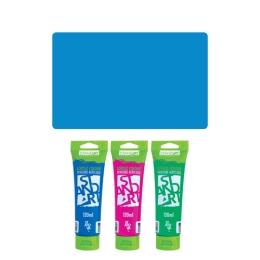 Akrylová farba JUNIOR 120 ml modrá 360