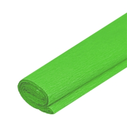 Krepový papier JUNIOR - zelený 23