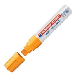 Popisovač na sklo Edding 4090 neónovo oranžový