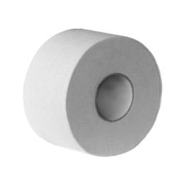 Toaletný papier JUMBO 26cm ,2 vrs. biely 100% celuloza (6ks)