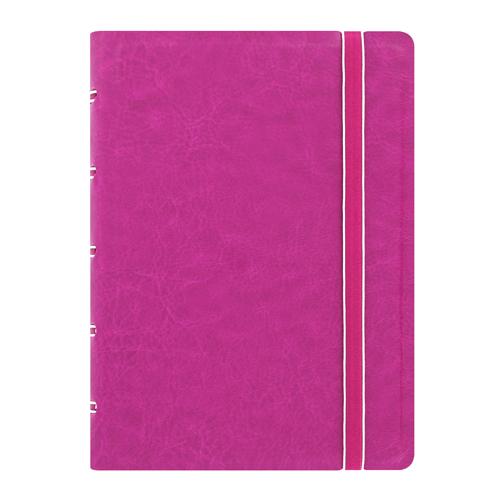 Poznámkový blok Filofax vreckový s organizérom, ružový