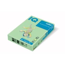 Kopírovací papier A4 IQ 160g color stredne-zelený