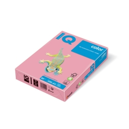 Kopírovací papier A4 IQ 80g color flamingo
