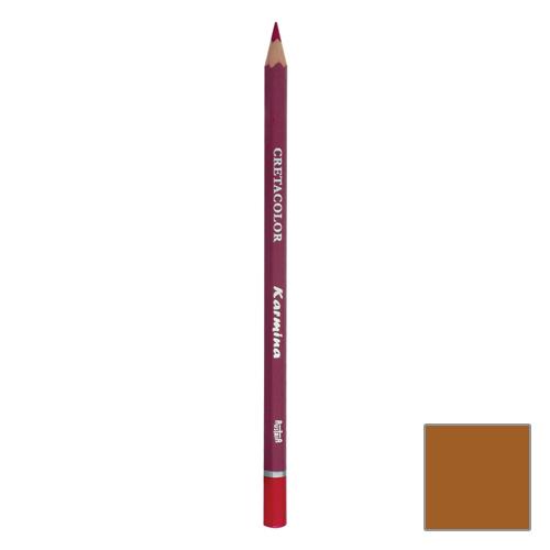 CRT pastelka KARMINA chestnut brown
