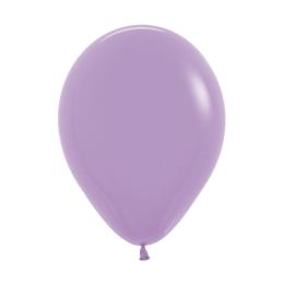 Balón Solid 28 cm, svetlo fialový /100ks/