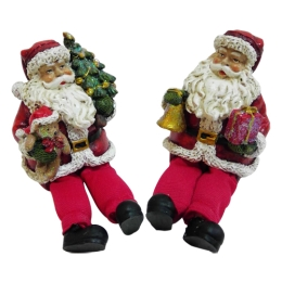Figúrka - Santa Claus 11 cm, 1ks