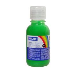Farba temperová 125ml bledo zelená