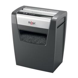 "Skartovací stroj, konfety, 10 listov, REXEL, ""Momentum X410"""