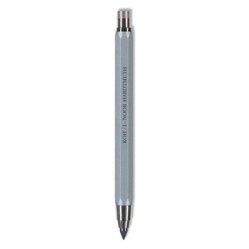Mechanická ceruzka / Versatilka KOH-I-NOOR, 4B, 5,6 mm, sivá