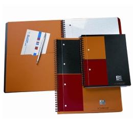 Zošit špirálový A4+ Oxford INT Activebook linajkový 80 listov