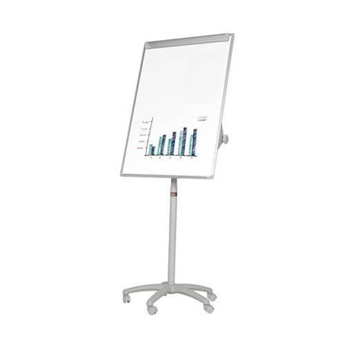 Flipchartová tabuľa, mobilná, 70x100cm