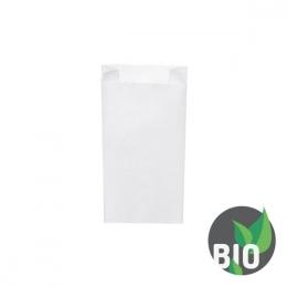 Vrecká desiatové pap. - biele 1,5 kg (14+7 x 29 cm) /1000ks/
