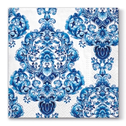 Obrúsky PAW L 33X33cm Porcelain Ornament