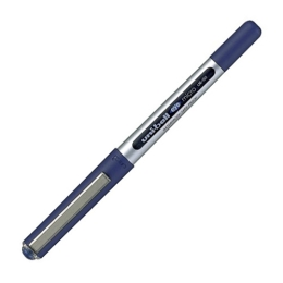 "Roller, 0,2 mm, UNI ""UB-150"", modrý"