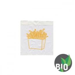 Vrecká na hranolky 10+5 x 11 cm (300 ks)