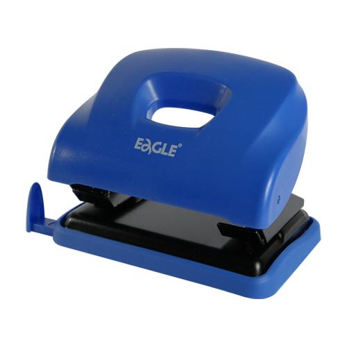 Dierovač Eagle Ocean Series P7122 - do 25 listov, modrý
