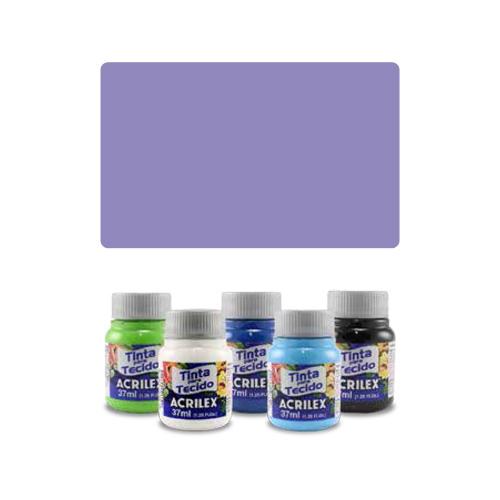 ACR Farba na textil 37ml, Lilac