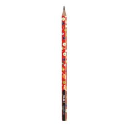 Ceruzka MILAN trojhranná HB Super Heroes Space