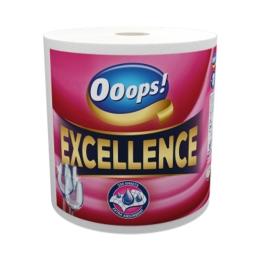 Utierka univerzálna OOOPS! Excellence, 3-vrstvové / 250 útržkov