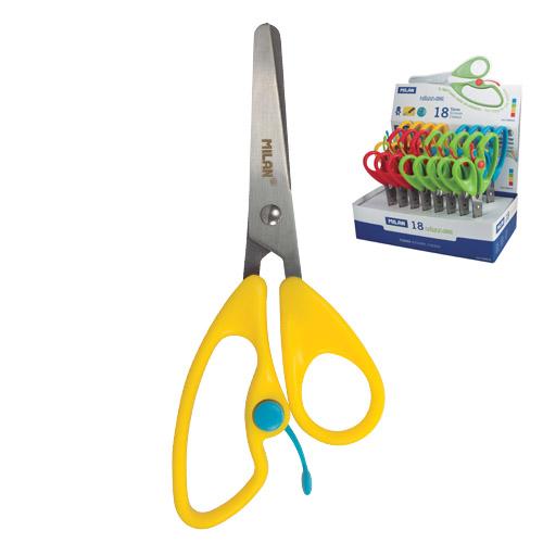 Nožnice detské MILAN s odpružením 144 mm