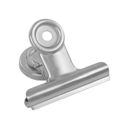 Klip pružinový 50 mm s magnetom