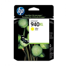 Atrament HP C4909AE No.940XL, yellow