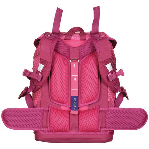 becefacbe7 Školská taška prázdna Motion - Motorka