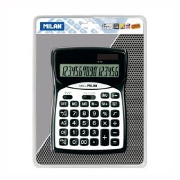 Kalkulačka MILAN 16-miestna 152016 čierna