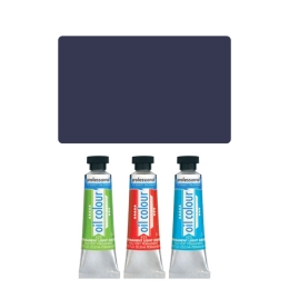 Farba olejová JUNIOR 45 ml fialová 300