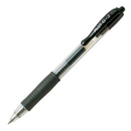 Pilot G-2 Fine Retractable Gel Pens 0,5 mm Black