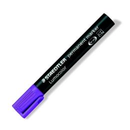"""Permanentný popisovač, 2 mm, kuželový hrot, STAEDTLER """"Lumocolor 352"""", fialový"""