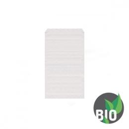 Lekárenské papierové vrecká biele 11 x 17 cm /3000ks/