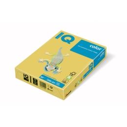 Kopírovací papier A4 IQ 160g color kanárikovo-žltý