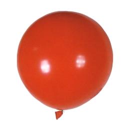 Balón MAXI XXXL 70 cm, červený /25 ks/