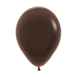 Balóny R-10 Solid čokoládový 076 /100ks/