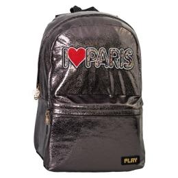Školský batoh POP Fashion, I Love Paris