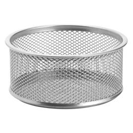 Drôtený pohár na spony, strieborný 89x33mm