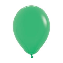 Balón Solid 28 cm, zelený /100ks/