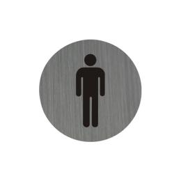 Piktogram 7,5 cm - WC Páni