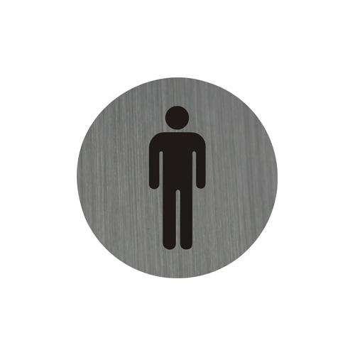 Piktogram WC Páni