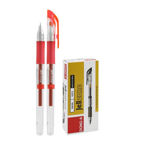 Pero gélové DONG-A JellZone 0,5mm/červené