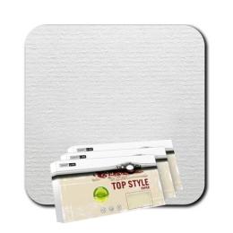 Obálka DL Top Style Laid Kuvert 110x220 s krycou páskou 120g /neutrál biela/ 20ks