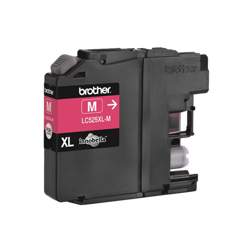 Atrament Brother LC-525XLM, magenta