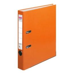 Poradač pákový Herlitz A4 50 mm oranžový