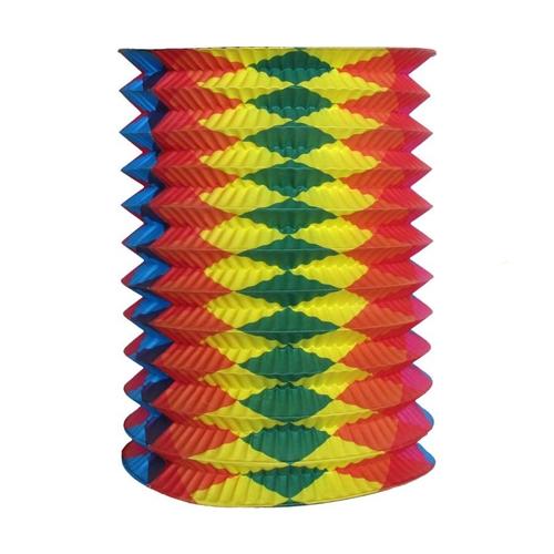 Lampión rozťahovací farebný 25 cm