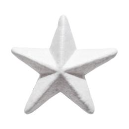 Hviezda polystyrénová 80 mm, 1ks